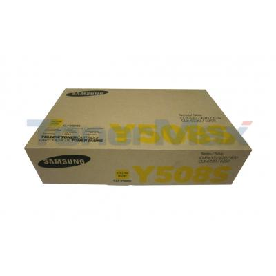 SAMSUNG CLP-620ND TONER CARTRIDGE YELLOW 2K